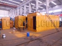 Pulse type dust collector