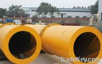 Lime dryer operation / Horizontal lime dryer / rotary calcination drye