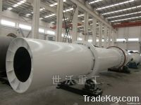 Bauxite dryer / High-efficiency rotary dryer for sale / rotary dryer S