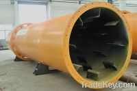 rotary calcination dryer / rotary dryer For Clinker / Cement rotary dr