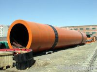 Cylinder rotary dryer from Shanghai minggong