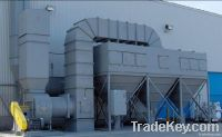 plastic dust collector mould / dust collector manufacturers