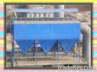 ceramic dust collector / bag house dust collector