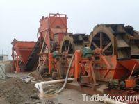 sand washer machine / industrial sand washer