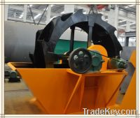 ore sand washer / mineral sand washer
