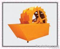 wheel type sand washer / screw sand washer machine