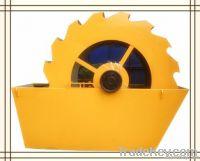 spiral sand washer machinery / rotary sand washer