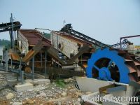 xsd sand washer / used sand washer