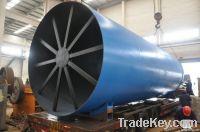 coconut shell carbonization kiln / rotary kiln / cement rotary kiln
