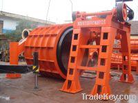 wood carbonization kiln / rotary kiln / rotary coal dryer kiln
