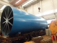 charcoal carbonization kiln / wood briquettes carbonization      kiln / rotary kiln