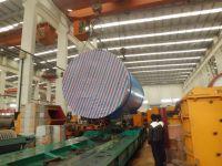 kiln and tunnel dryer / industry rotary kiln / rotary kiln