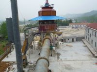 2012 Stable Mineral Rotary Kiln with First Class Service