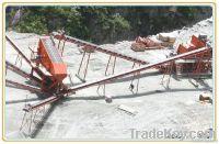 conveyor belt sewing machine / polyester sludge dewatering convey