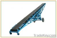rubber canvas conveyor belt / stainless steel wire conveyor belt