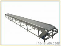 chain link conveyor belt / connection conveyor belt