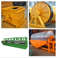 Lead-zinc ore beneficiation line from china
