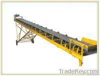 resistant rubber conveyor belting / st4000 /steel cord conveyor belt
