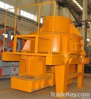 high capacity sand making machine