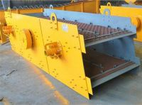 mineral processing equipment vibrating screen / slurry vibrating screen / vertical vibrating screen machine