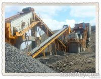 complete sand product line / stone and sand making production line