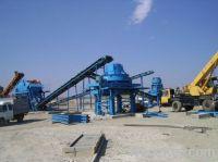 rubber lined sand slurry pump / sand making production line / Sand P