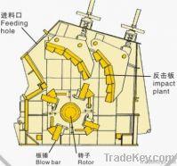 impact crusher design / impact crusher pf1007