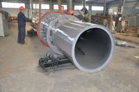 palm fiber rotary drum dryer / lime rotary dryer / rotary dryer equipment