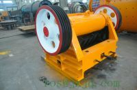 small diesel engine jaw crusher /shanghai jaw crusher / high efficient jaw crusher
