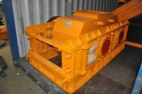 roll crusher / double roller rock crusher