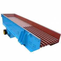 vibration feeder mining / vibrating hopper inclined screw feeder