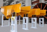 vibrating feeder used in mining / vibration feeder drawing