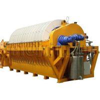 Iron ore filter/pulp filter