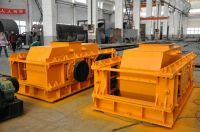 double roller crusher / double gear roller crusher