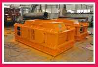 machines for roll crusher / roll crusher plaster machine