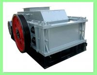 scrap metal roll crusher / stone roll crusher machinery