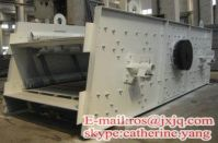 paper pulp vibration screen machine / rotary vibrating screen separator / vibrating grizzly screen feeder
