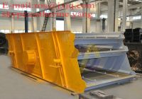 vibrating filter screen machine / quartz sand vibrating screen / mine vibrating screen