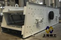 circular vibrating screen equipment / vibrating screen for lab / high-frequency vibrating screen