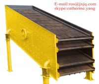 electrical vibration screen / multi-layer vibrating screen / linear vibrating screen for mining