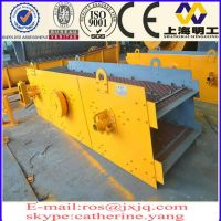 vibration screen equipment for sintering mine / vibration screen for gold / single shaft vibrating screen