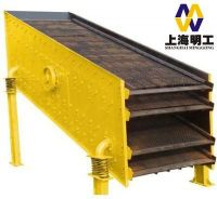 polyurethane vibrating screen / hot vibration screen in china / heavy-duty vibrating screen