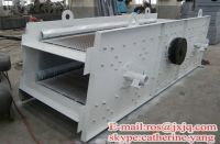 mechanical vibrations screen / linear vibrating screen manufacturer / small rock vibrating screen