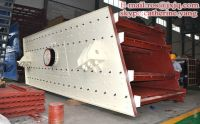 vibrating screen classifying filter / oil circular vibrating screen / new type vibrating screen