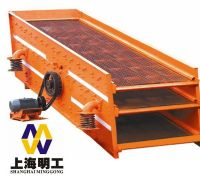 high quality linear vibrating screen	 / building materials vibrating screen	 / vibration screen machine for sale
