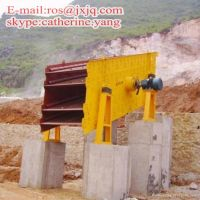 vibrating screen for silica sand / vibrating separator screen / vibrating screen for mineral