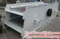 powder linear vibrating screen / square vibrating screen / vibrating screen filter machine