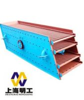 coal vibrating screen / water treatment circular vibrating screen / multi deck vibrating screen