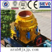 spring cone crusher manufacture / hydraulic spring cone crusher