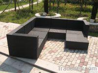 Outdoor Patio Sofa Set